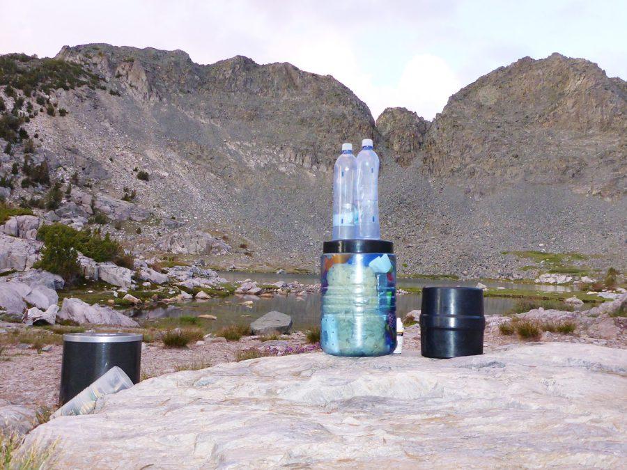 LIZ13_07_Bear cans in the Sierra by Whitney LaRuffa