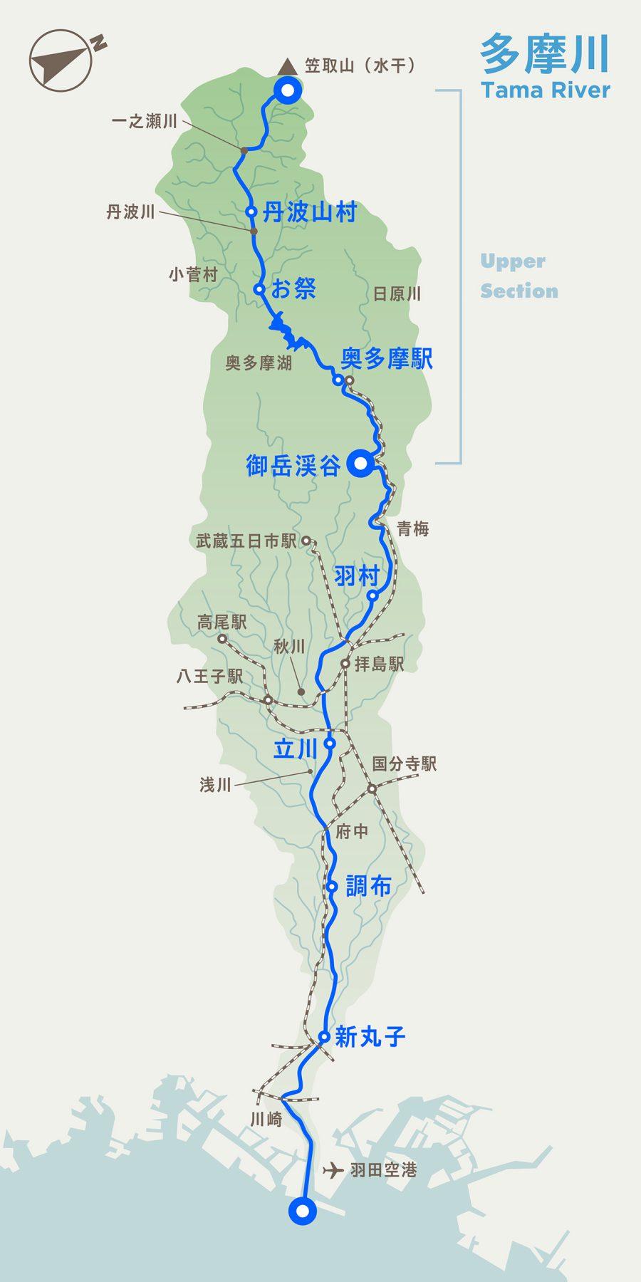 tamagawa map _1