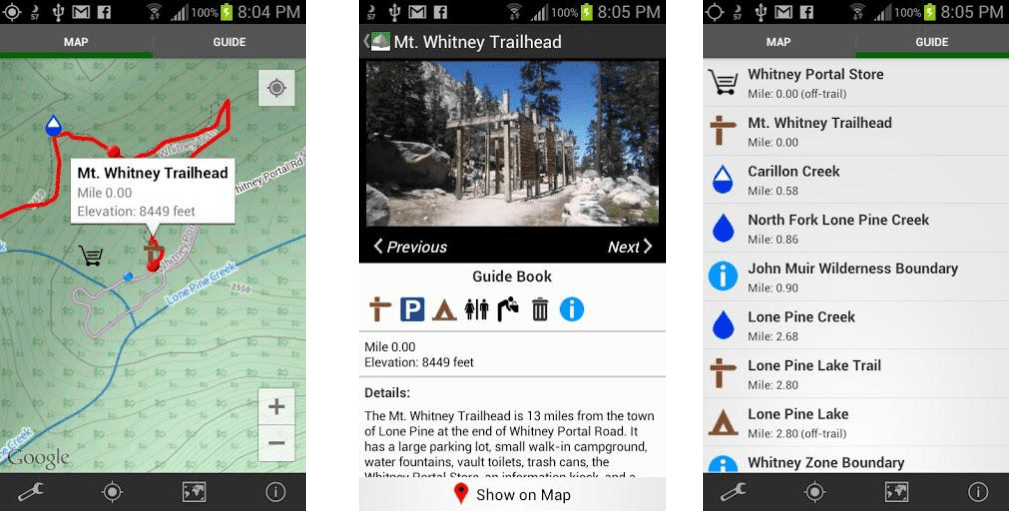first-guthook-android-app-mt-whitney
