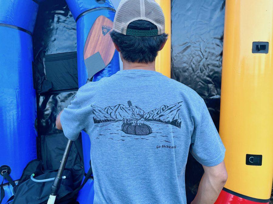 RIVER TRIP Tシャツ