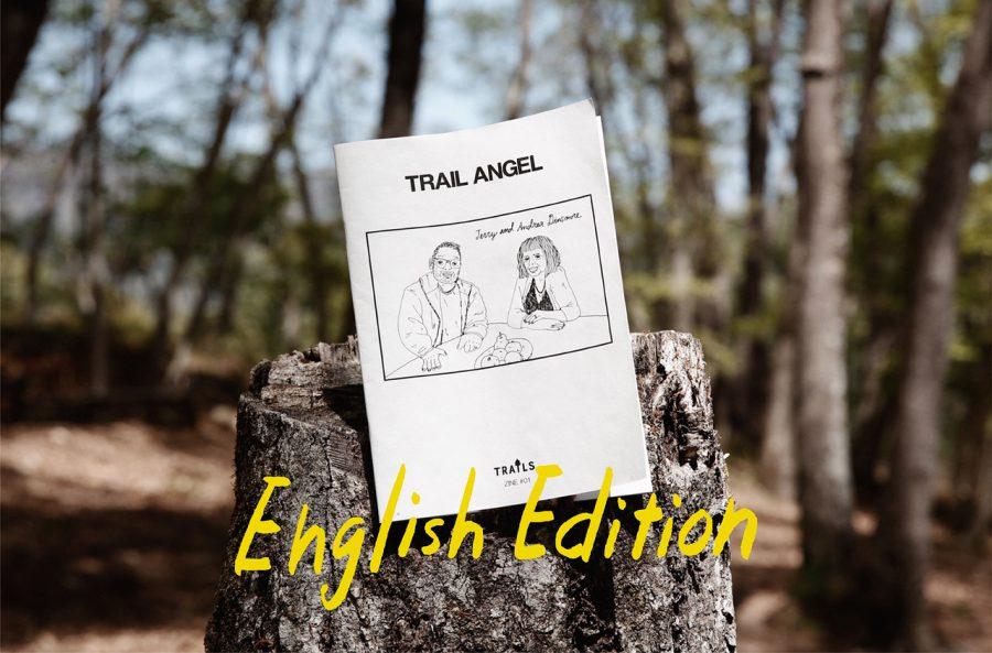 ZINE / TRAIL ANGEL (English Edition)